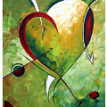 Happy Mother's Day by MADART Print by Megan Duncanson