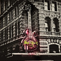 Hard Rock Philly Print by Bill Cannon