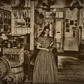 Harpers Ferry General Store Print by Bill Cannon