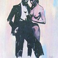 High Society Print by Roberto Prusso