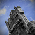 Hollywood Studio's Tower Of Terror Poster by AK Photography