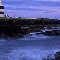 Hook Head Lighthouse, Co Wexford Poster by The Irish Image Collection
