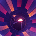 Hot Air Balloon - 7 Print by Randy Muir