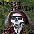 I Almost Survived Print by David Lee Thompson