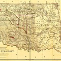 Indian Territory Print by PG REPRODUCTIONS