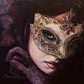 Ingredient of mystery  Poster by Dorina  Costras
