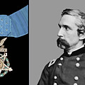 J.L. Chamberlain and The Medal of Honor Poster by War Is Hell Store