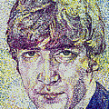 John Lennon Poster by Suzanne Gee