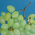 Juicy Grapes Poster by Tammy Watt
