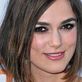 Keira Knightley At Arrivals For A Poster by Everett