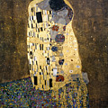 KLIMT: THE KISS, 1907-08 Print by Granger