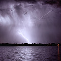 Lake Thunderstorm Print by James BO  Insogna