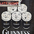 Late Night Guinness Limerick Ireland Poster by Teresa Mucha