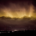 Lightning Cloud Burst Boulder County Colorado IM29 Poster by James BO  Insogna
