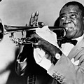 LOUIS ARMSTRONG 1900-1971 by Granger