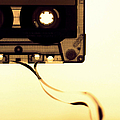 Love Is A Mixed Tape Print by taryn