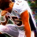 Magical Tebowing Poster by Paul Van Scott