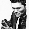 Michael Buble Poster by Rosalinda Markle