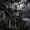 Midnight in the House Poster by James Christopher Hill