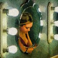 Mirror Mirror on the Wall Print by Jeff Kolker