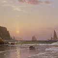 Morning at Grand Manan Poster by Alfred Thompson Bricher