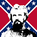 Nathan Bedford Forrest and The Rebel Flag Poster by War Is Hell Store