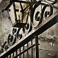 New Orleans Gaslight Print by Bronze Riser