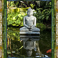 Peaceful Reflection Print by Bell And Todd