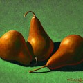 Pears Poster by Frank Wilson