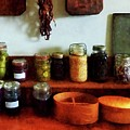 Pickles Beans and Jellies Print by Susan Savad