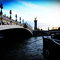 Pont Alexandre Poster by Cabral Stock