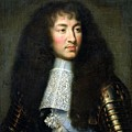 Portrait of Louis XIV Poster by Charles Le Brun
