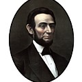 President Abraham Lincoln  Poster by War Is Hell Store