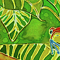 Rainforest Buds Poster by Kelly     ZumBerge