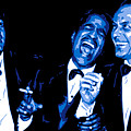 Rat Pack at Carnegie Hall Poster by DB Artist