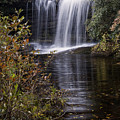 Schoolhouse Falls Poster by Rob Travis