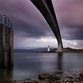 Scotland Skye Bridge Print by Nina Papiorek