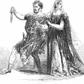 SHAKESPEARE: MACBETH, 1845 Print by Granger