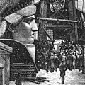STATUE OF LIBERTY, 1881 Poster by Granger
