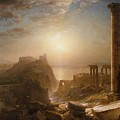 Syria by the Sea Print by Frederic Edwin Church