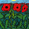 Tall Poppy Syndrome Poster by Angela Treat Lyon