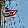 Tall Ship Series 3 Poster by Scott Hovind