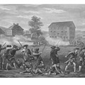 The Battle of Lexington Print by War Is Hell Store