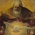 The Eternal Father Print by Paolo Caliari Veronese
