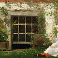 The Four Leaf Clover Print by Winslow Homer