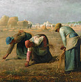 The Gleaners Print by Jean Francois Millet