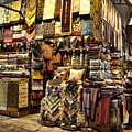 The Grand Bazaar in Istanbul Turkey Print by David Smith