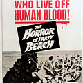 The Horror Of Party Beach, 1964 Poster by Everett