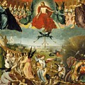 The Last Judgement Poster by Jan II Provost