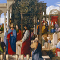 The Marriage at Cana by Julius Schnorr von Carolsfeld